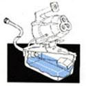 Аэрозольный ULV распылитель Hurricane™ w/float